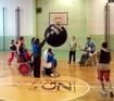 Kin-ball na Speciální ZŠ v Žamberku